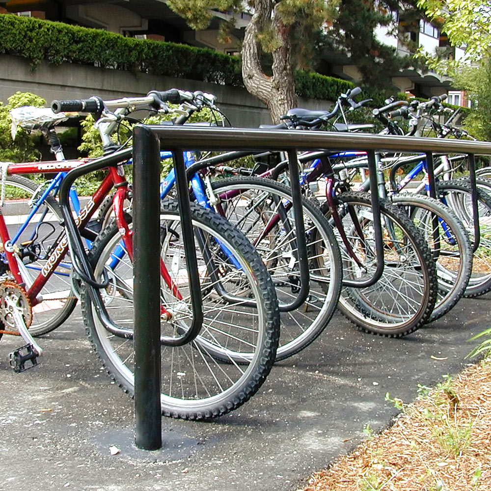 Standard Bike Racks By American Bicycle Security Company