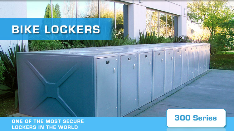 Bike Lockers For Sale 300 Series of Bike Lockers